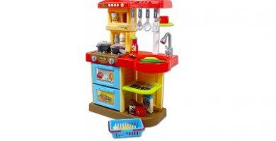 cocinitas de plastico para niños juguete