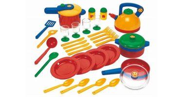 utensilios cocina de juguete cocinita niños