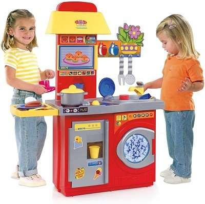 cocina de juguete molto